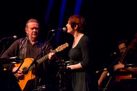Dick Gaughan and Karine Polwart
