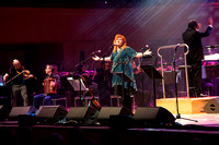 Eddi Reader, Auld Lang Syne. Glasgow, Scotland Celtic Connections festival 2020.