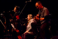 Martin Carthy, Eliza Carthy, and Noram Waterson