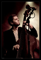 nick blacka double bass player
