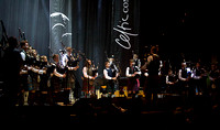 National Youth Pipe band of Scotland