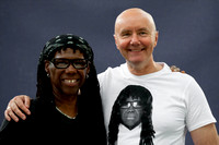 Nile Rodgers & Irvine Walsh