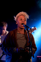 Emeli Sande king tuts sound check 2011
